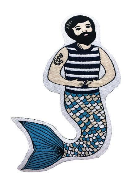 Image of Merman Patch