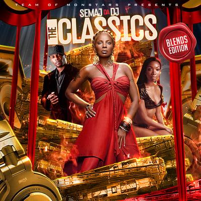 Image of Semaj da Dj - The Classics (Blends Edition) 2018