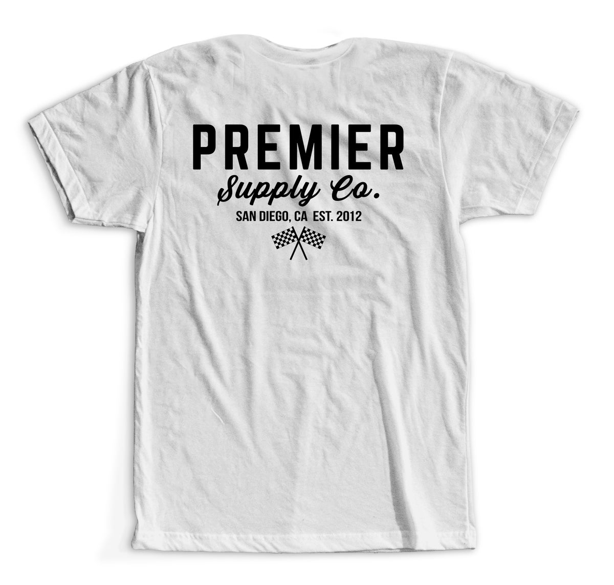 Image of PREMIER Original Tee - White