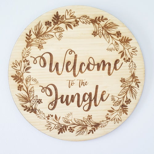 Image of Welcome Sign's