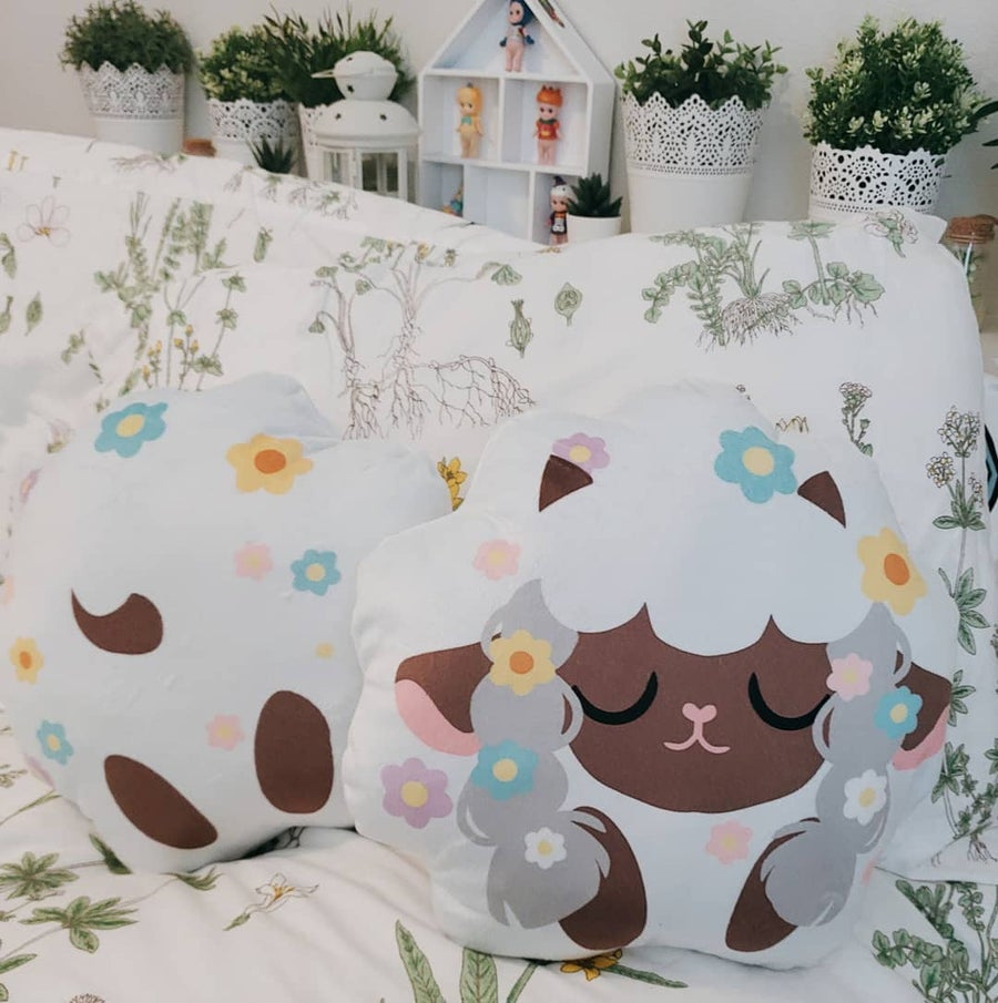 Image of Wooloo Pillow [Preorder]
