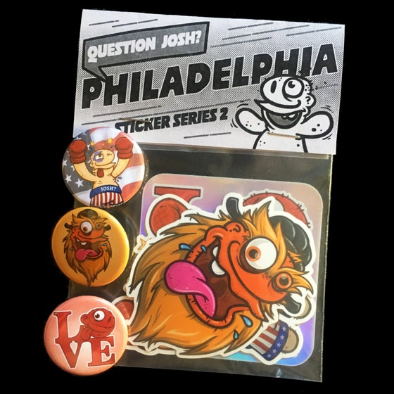 Image of Philly Sticker Set - Part 2