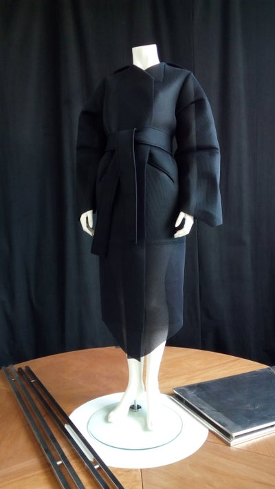 Image of The Mesh Coat