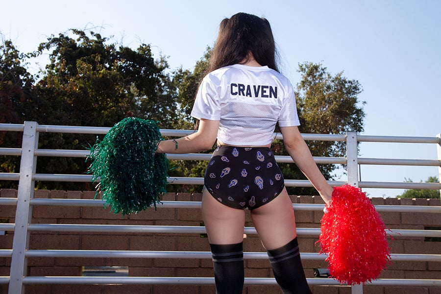 Image of Craven Crop Jersey LIMITED EDITION
