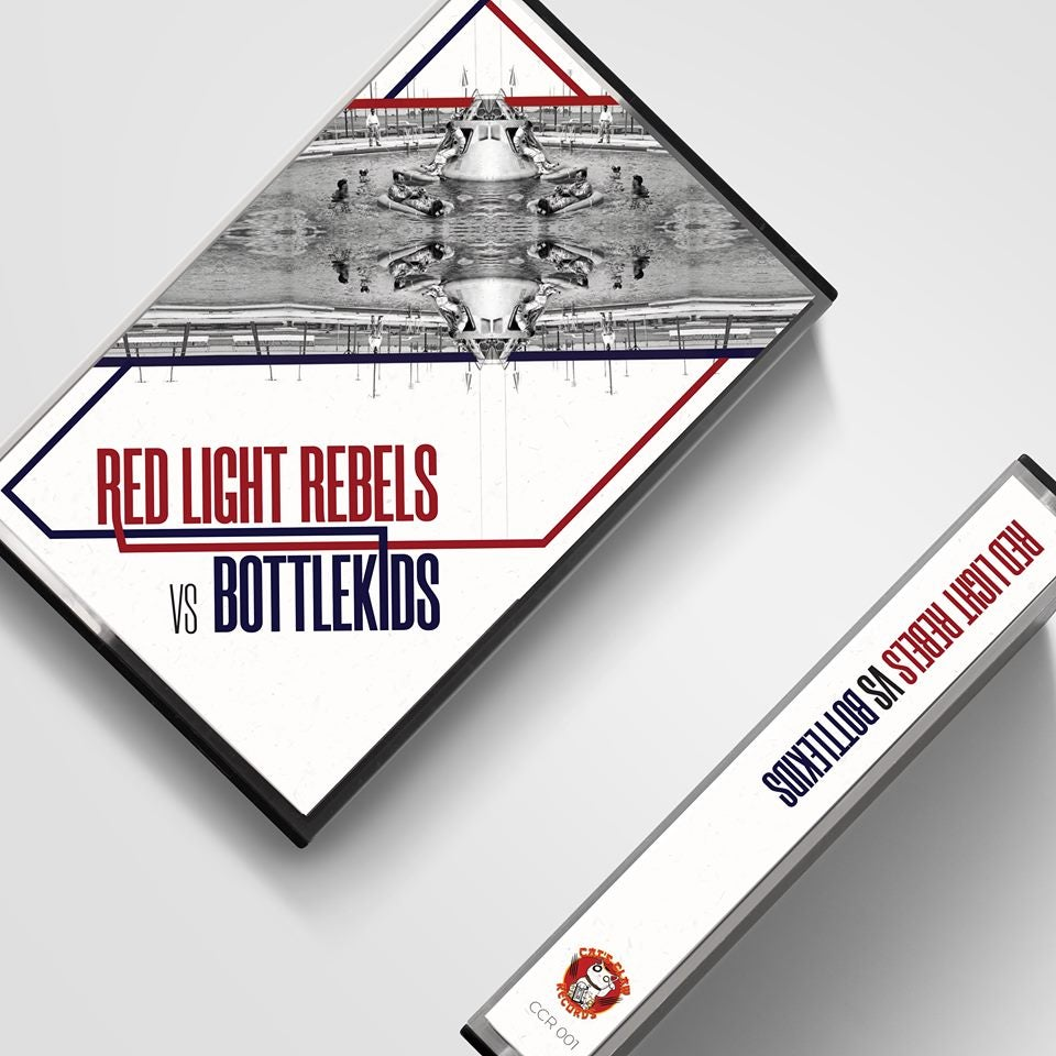 Image of RED LIGHT REBELS VS BOTTLEKIDS
