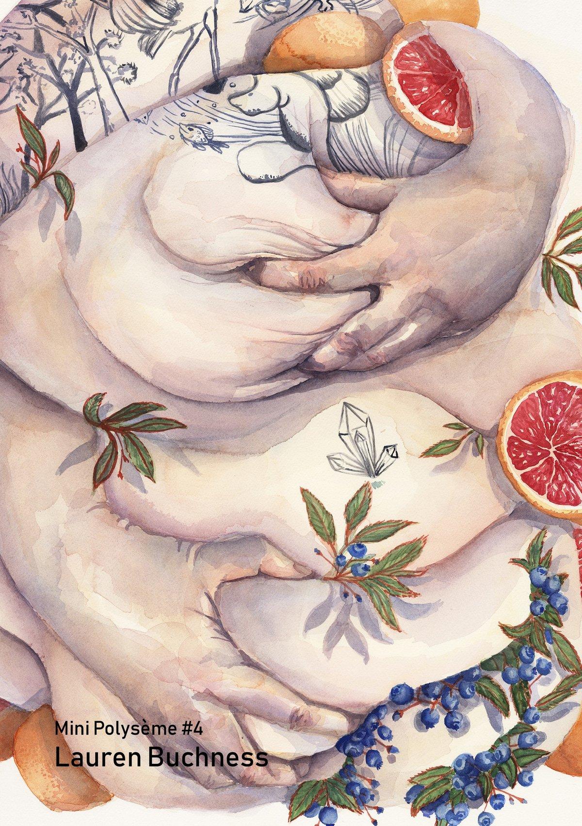 Image of Mini Polysème #4 - Lauren Buchness (PDF)