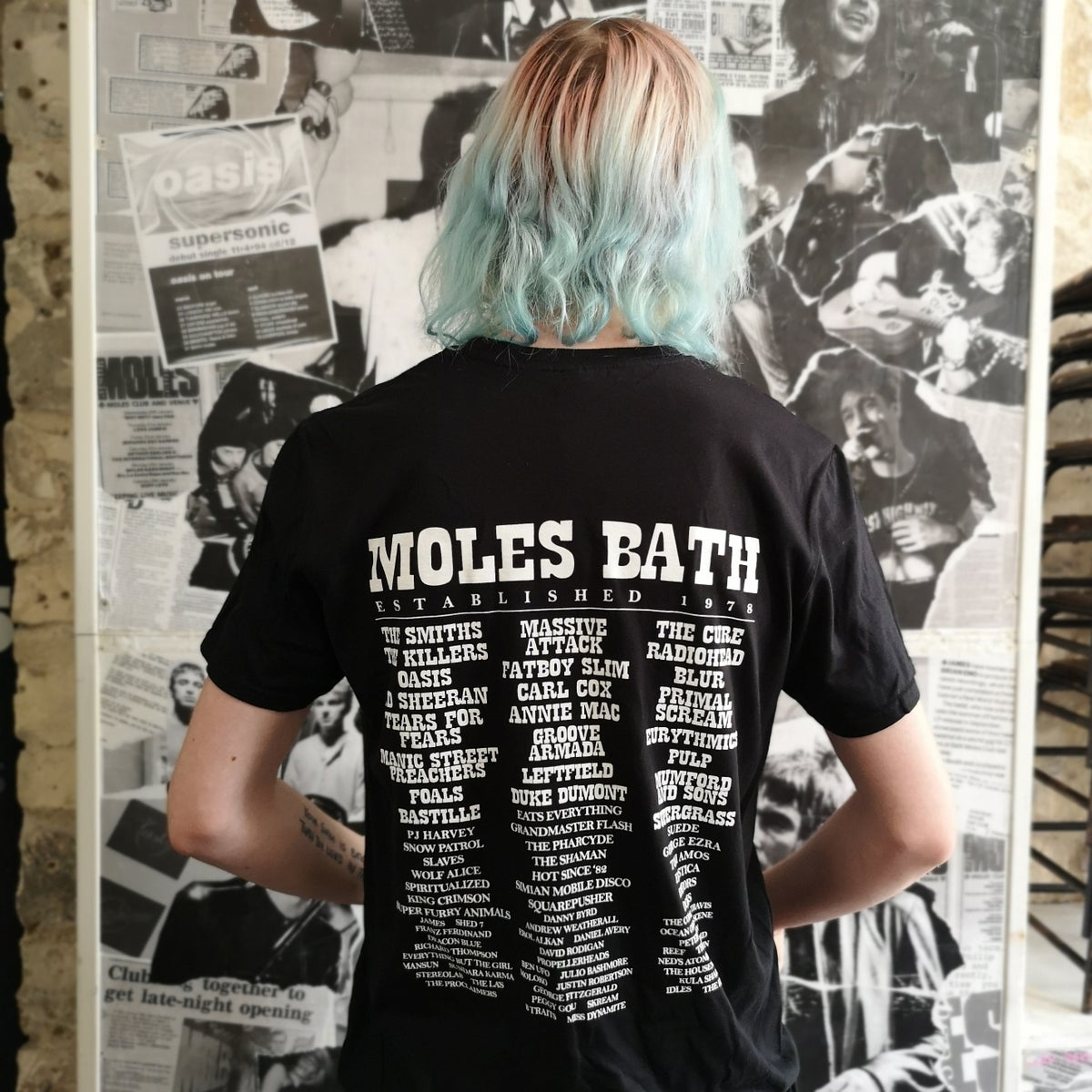 Image of Festival Line-up tee