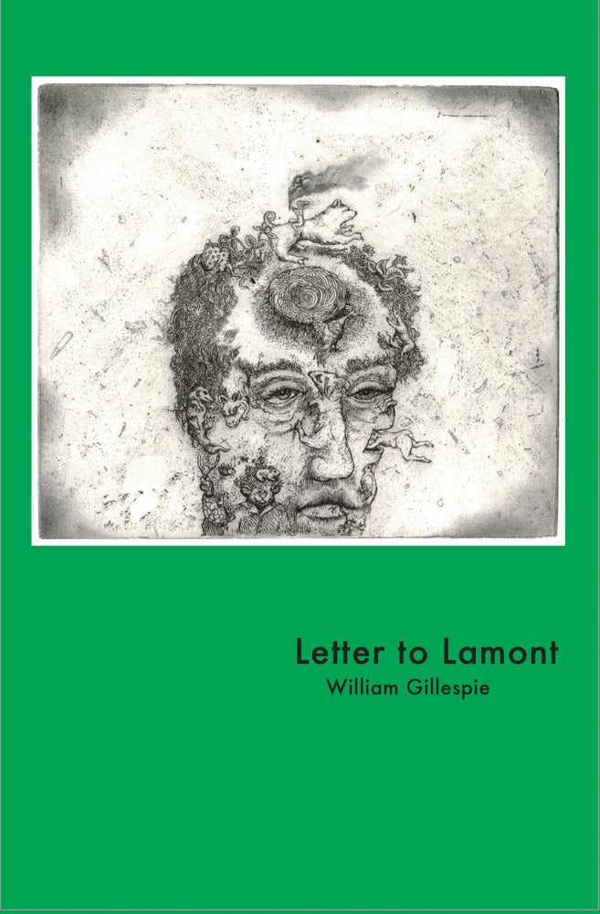 Image of Letter to Lamont, by William Gillespie