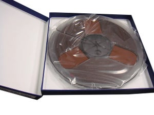"Image of CARTON OF RMG 975 1/4"" 2500' REEL TO REEL EXTENDED LENGTH MASTER TAPE"