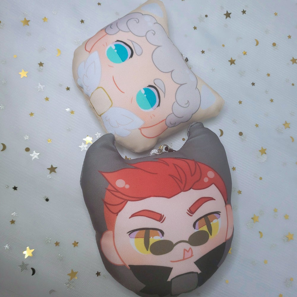 Image of Good Omens Squishies