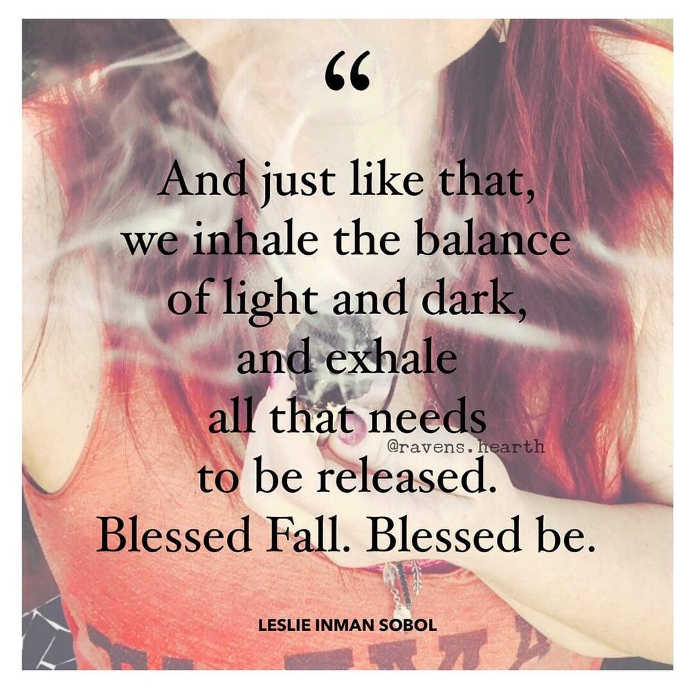 Image of Fall Balance Reading