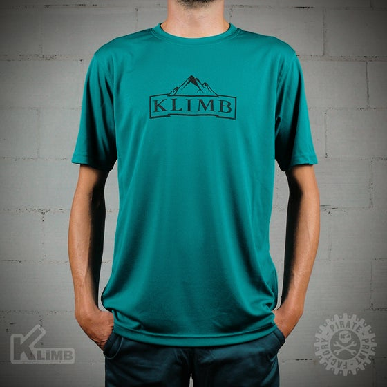 Image of T-SHIRT SPORT MOUNTAIN JADE