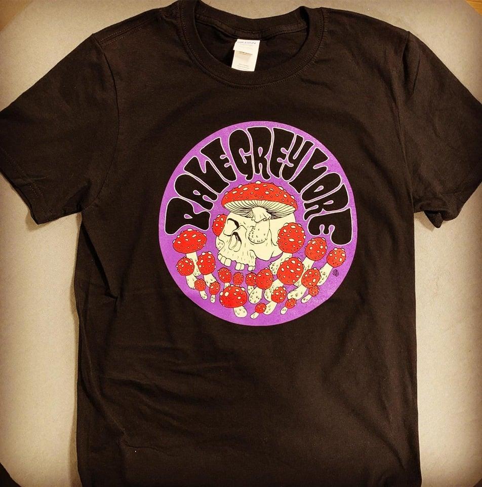 Image of T-Shirt (Mushroom Skull)