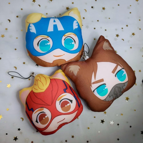 Image of Avengers Squishies