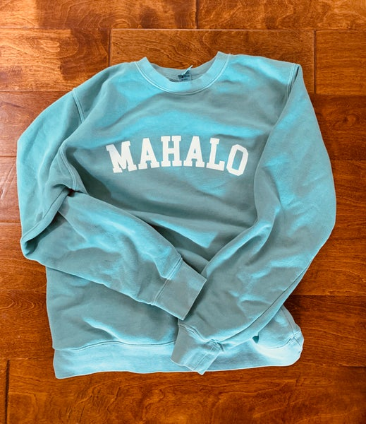 Image of Mahalo University OCEAN Pullover