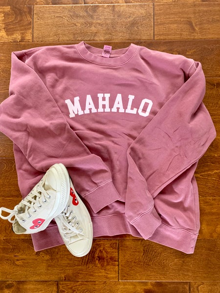 Image of Mahalo University PRICKLY PEAR Pullover