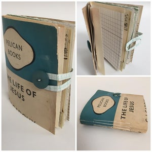 Image of Jennifer Collier: Experimental Mini Bookbinding