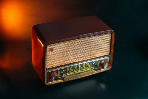 Image of PHILIPS BI250A (1956) RADIO D'EPOCA BLUETOOTH