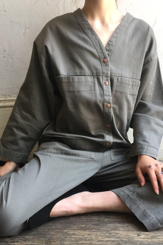 Image of Ilana Kohn Tuck Coverall