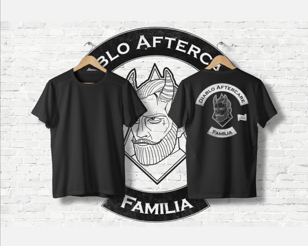 Image of Diablo Familia T Shirt - Ltd Edition No.1