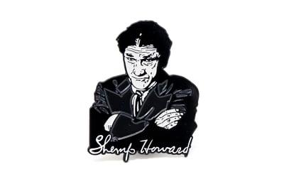 Image of The Three Stooges - Shemp Howard Enamel Pin