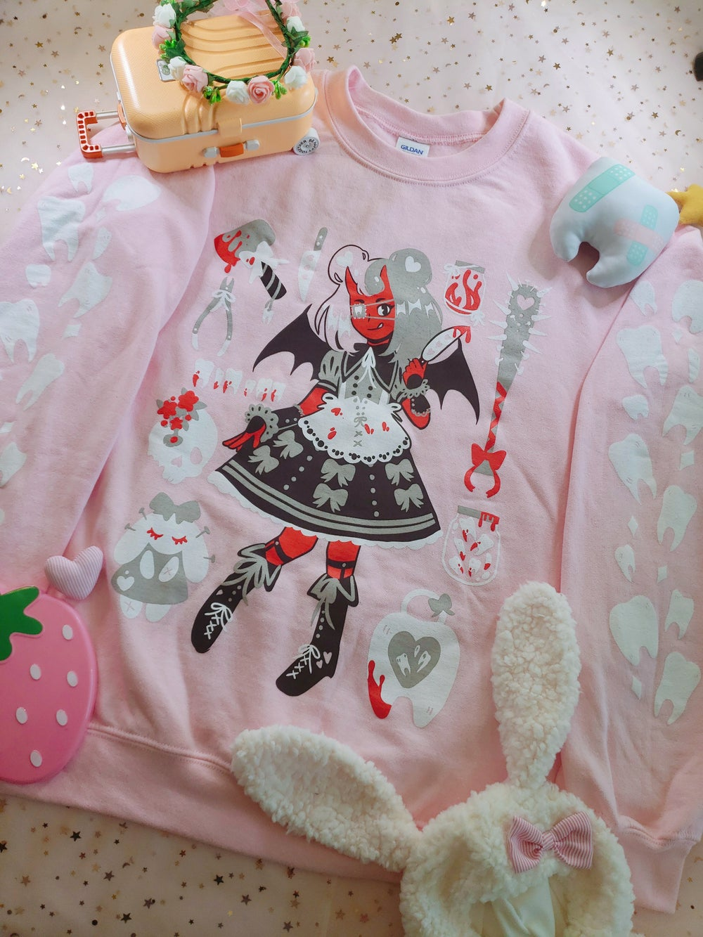 Image of Magical Girl Sweater