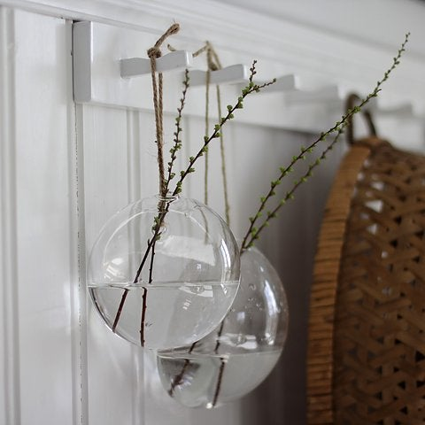 Image of WALL GLASS VASE