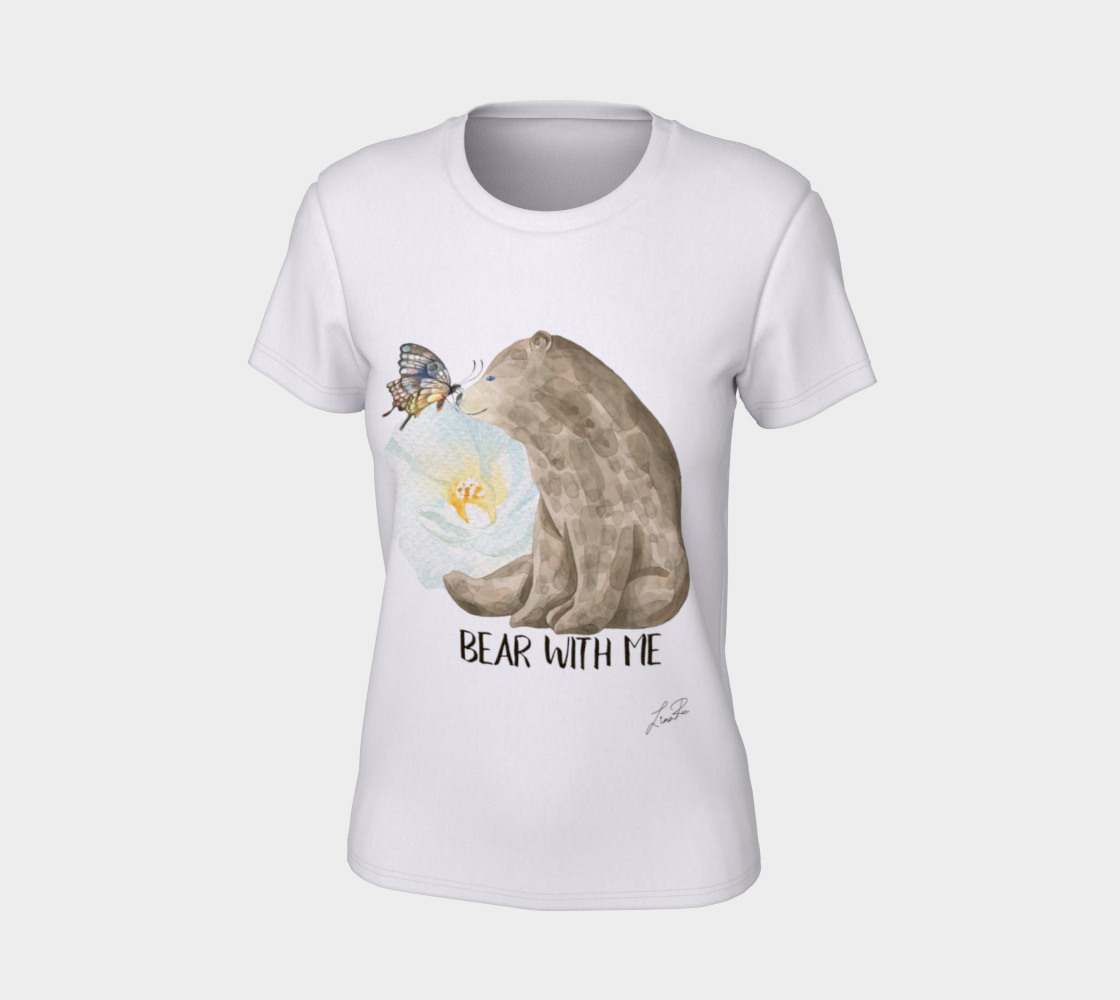 Image of Bear with Me Tee