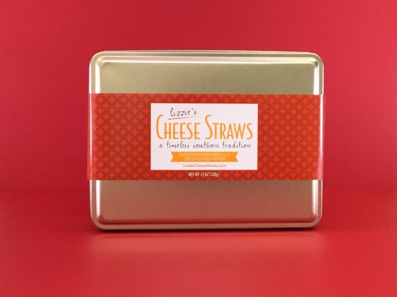 Image of 12 oz. Cheddar Habanero Tin