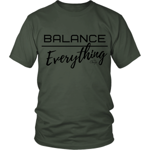 Image of Balance Over Everything shirt