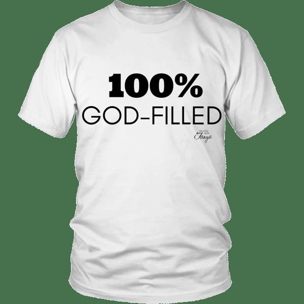 Image of God-Filled shirt