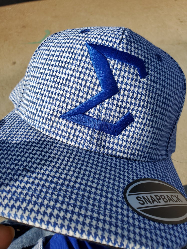 Image of Houndstooth Sigma Cap