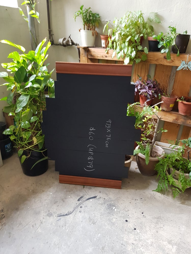 Image of Unique Wall Chalkboard A