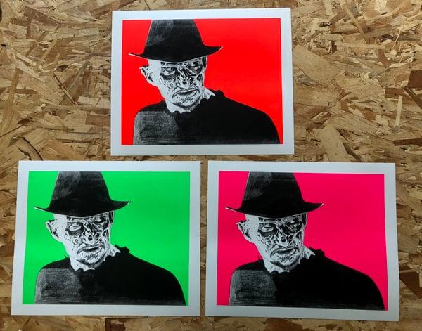 """Image of Albert Reyes """"Freddy Krueger"""""""