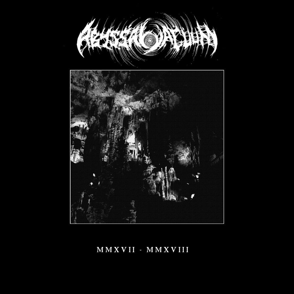 "Image of ABYSSAL VACUUM ""MMXVII - MMXVIII"" LP"