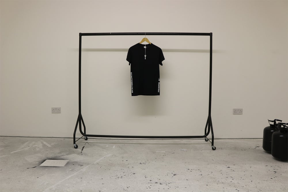 Image of MEMORABILIA TEE [BLACK] - THESTREETSARECOLD X ARCHIVEWORLDWIDE