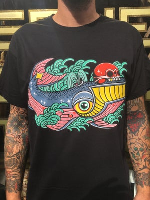 Image of Deno Whale T-shirt