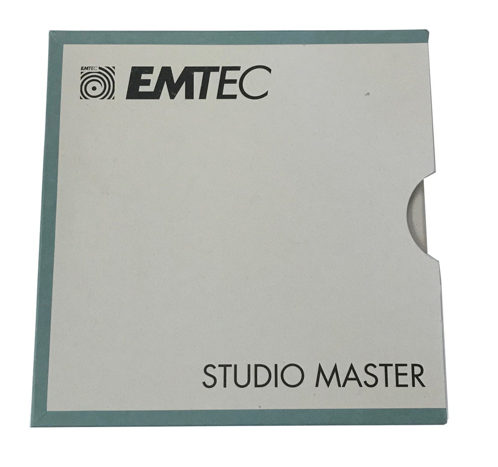 "Image of EMTEC/ BASF/ RMG NEW STUDIO MASTER LM 526 H 1"" X 2400' ON HUB"