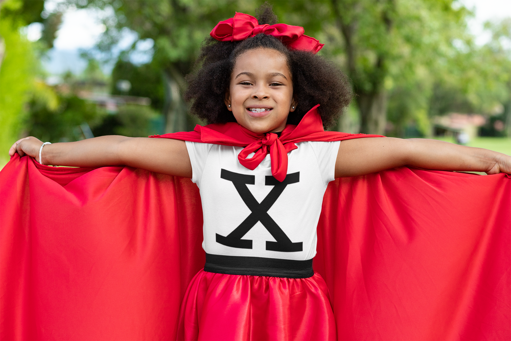 Image of 'Little X' Kid's Unisex Tee