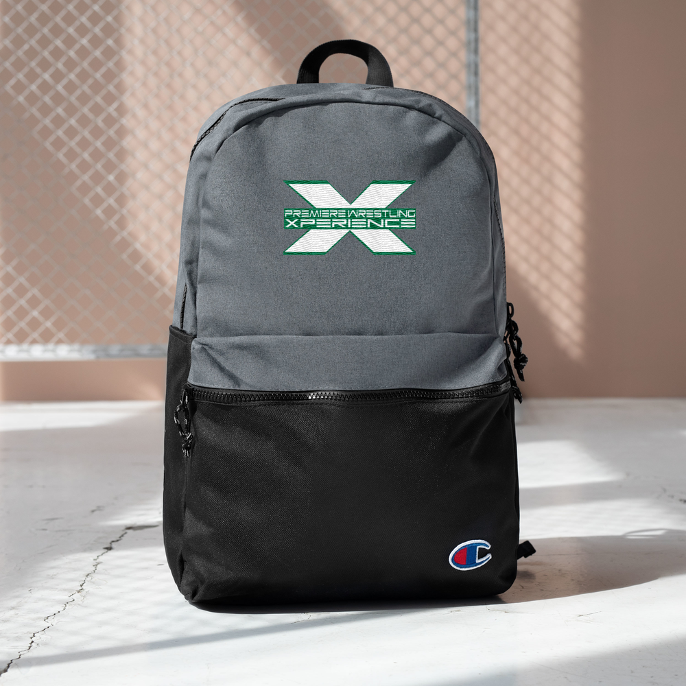 Image of Embroidered Champion Backpack