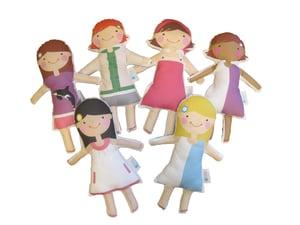 Image of Sophie & Lili Dolls