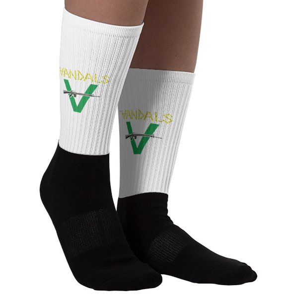 Image of Vandals Original Logo Socks