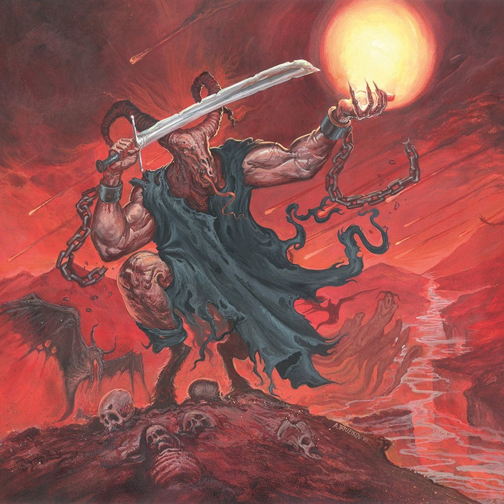 Image of PRE-ORDER: Satan's Boundaries Unchained Digi-CD
