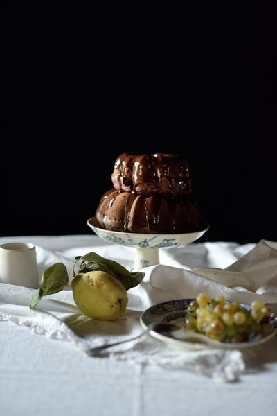 Image of Le gâteau d'automne