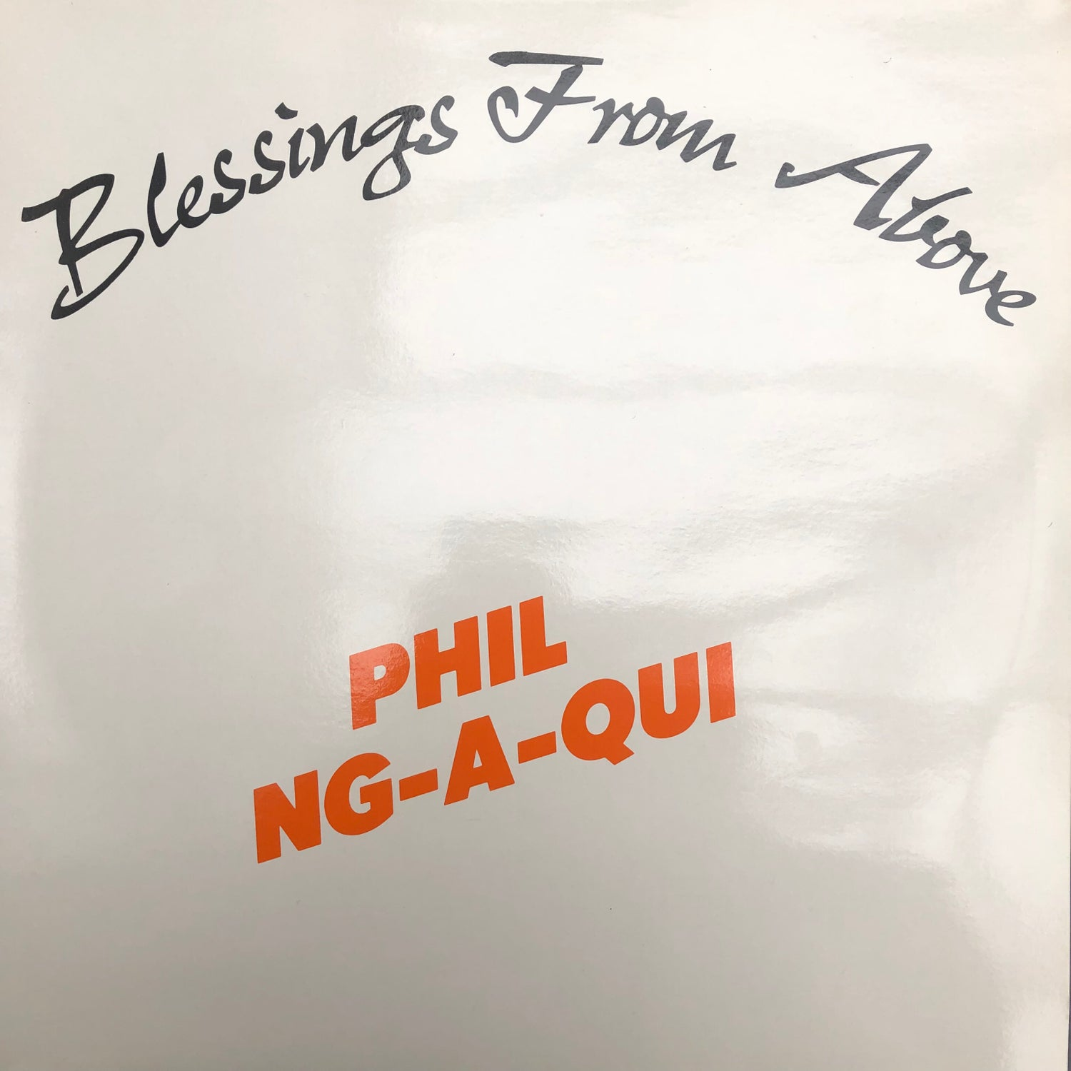 Image of Phil Ng-A-Qui - Blessings From Above