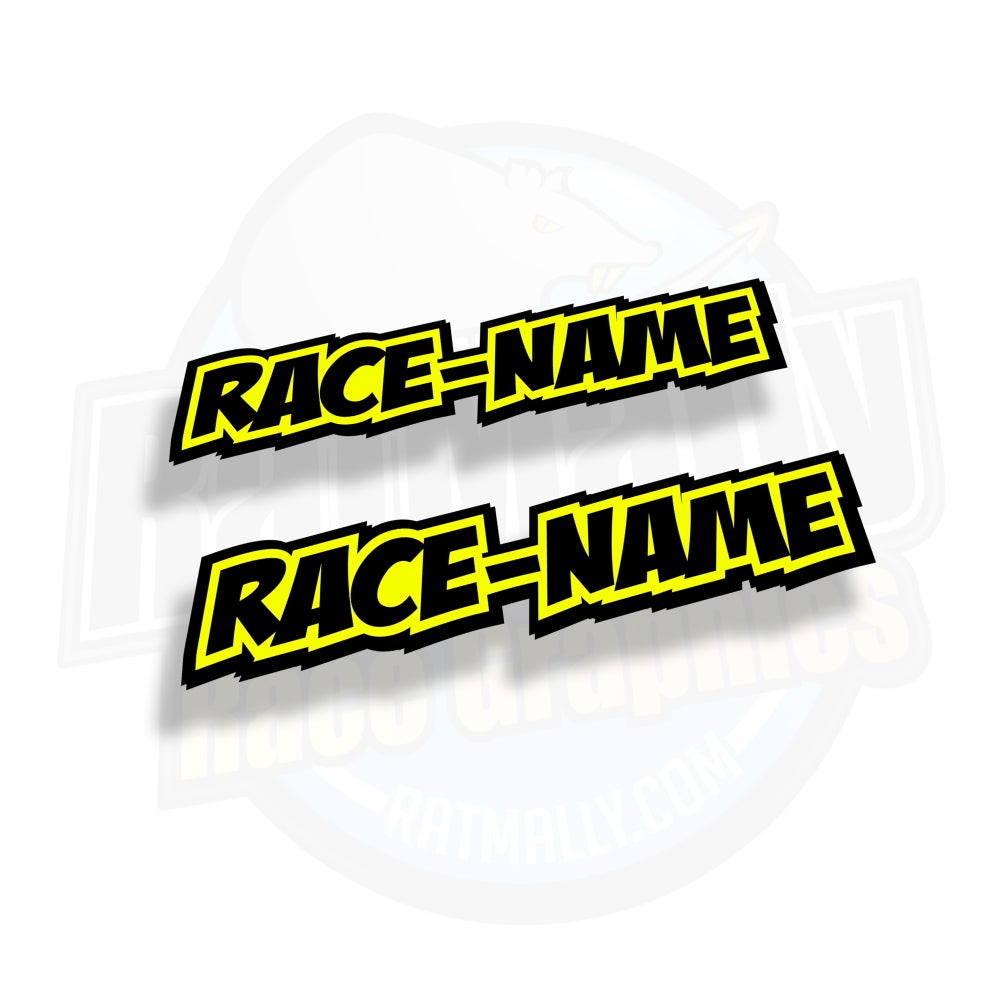 "Image of ""POW Neon 2"" Race names"