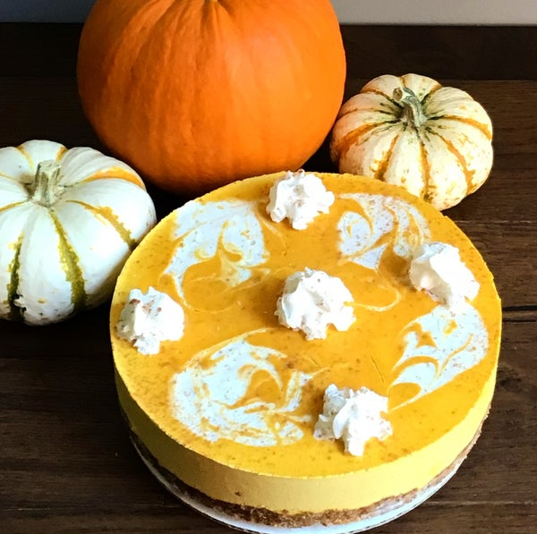 Image of Pre-Orders Only Pumpkin Spice & Everyting Nice UC-Cheesecake™  *For Limited TIme*