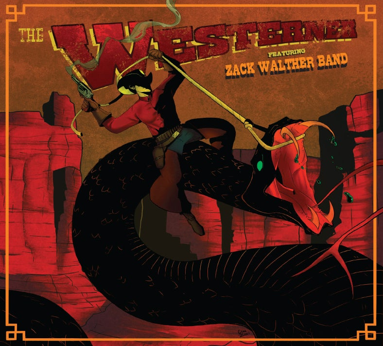 Image of The Westerner CD