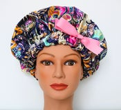 Image of Princess Candy Bonnet or Drawstring
