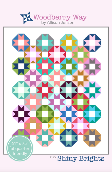 Image of Shiny Brights PDF Pattern